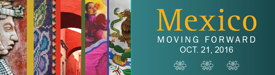 Mexico Moving Forward Banner
