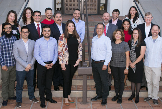 USMEX Staff and 2019 Fellows