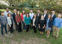 USMEX 2015–16 Fellows